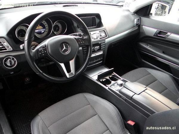 Mercedes-Benz E200 CGI BLUEEFFICIENCY COUPE año 2014