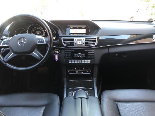 Mercedes-Benz E200 E200 año 2014