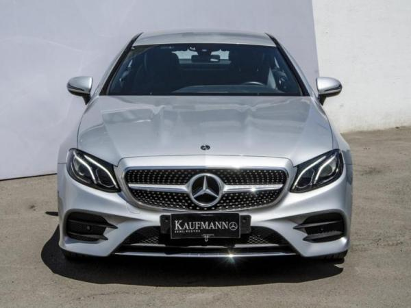 Mercedes-Benz E200 COUPE año 2018