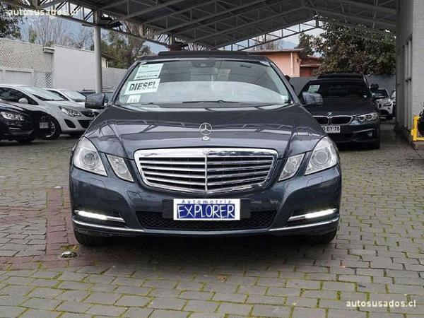 Mercedes-Benz E220 CDI año 2011