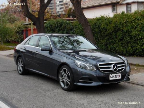 Mercedes-Benz E220 CDI Blueefficiency 2.1 año 2015