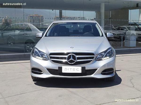 Mercedes-Benz E220 BLUETEC año 2016