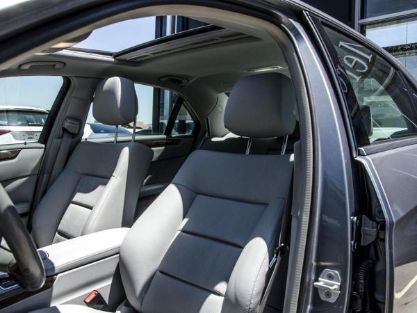 Mercedes-Benz E250 1.8 TURBO ELEGANCE año 2012