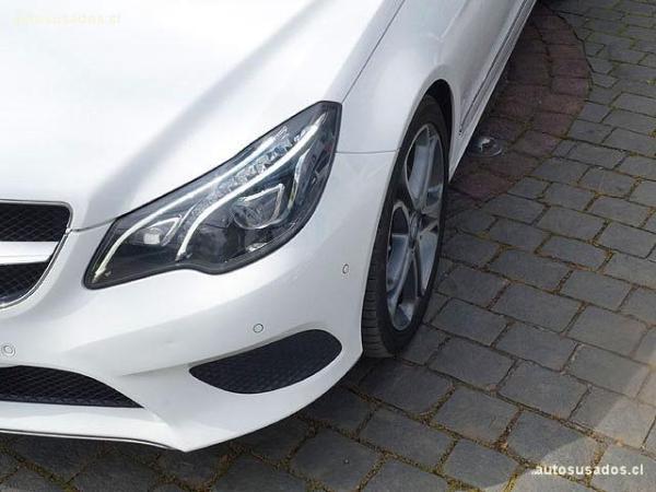 Mercedes-Benz E250 2.5 COUPE año 2013