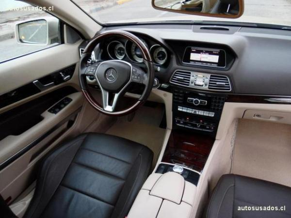 Mercedes-Benz E250 Coupe 2.0 año 2014