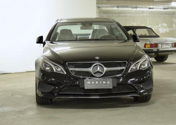 Mercedes-Benz E250 COUPE 22.000 año 2017