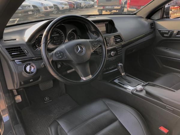 Mercedes-Benz E350 3.5 COUPE ELEGANCE año 2011