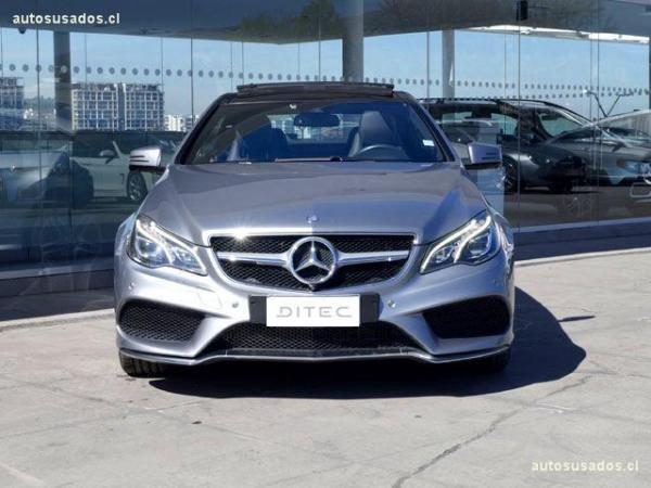 Mercedes-Benz E350 COUPE año 2014