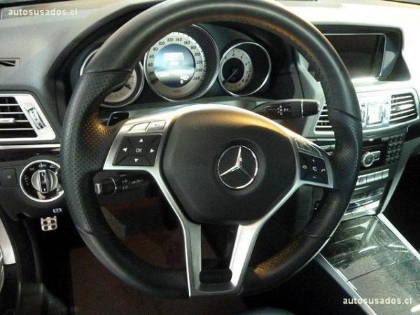 Mercedes-Benz E400 CABRIOLET año 2015