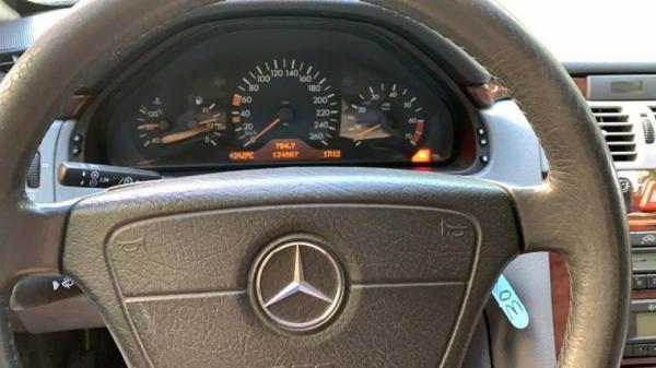 Mercedes-Benz E430 BLINDADO año 2000