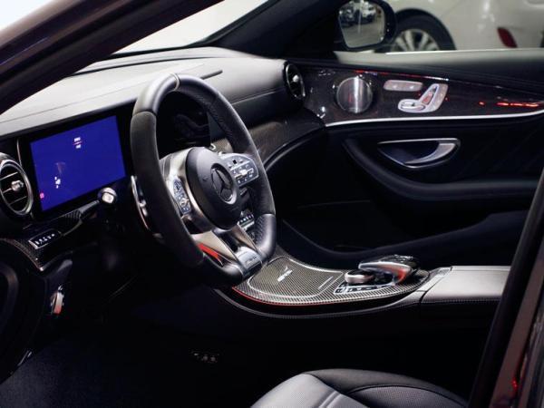 Mercedes-Benz E63 S 4MATIC V8 BITURBO 4.000 año 2019