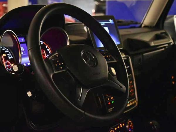 Mercedes-Benz G 500 4X4 V8 4.0 año 2018