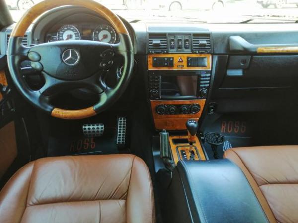 Mercedes-Benz G55 AMG año 2009