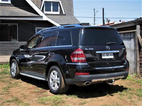Mercedes-Benz GL450 GL450 4.8L AT 4WD año 2009