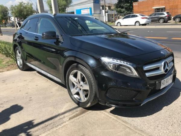 Mercedes-Benz GLA cdi año 2015