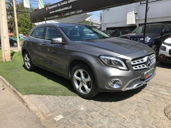 Mercedes-Benz GLA 200 año 2018