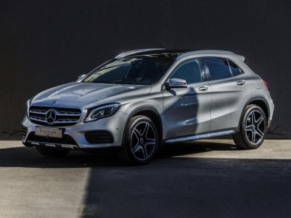 Mercedes-Benz GLA 4MATIC FL año 2019