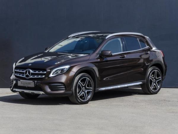 Mercedes-Benz GLA 4MATIC año 2019