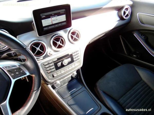 Mercedes-Benz GLA220 CDI 4Matic 2.1 año 2015
