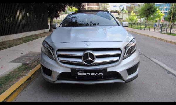 Mercedes-Benz GLA220 GLA 220 CDI año 2015