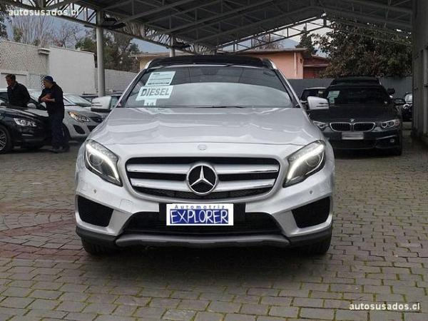 Mercedes-Benz GLA220 CDI 4MATIC año 2015