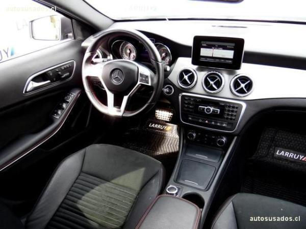 Mercedes-Benz GLA220 CDI 4Matic 2.1 año 2016