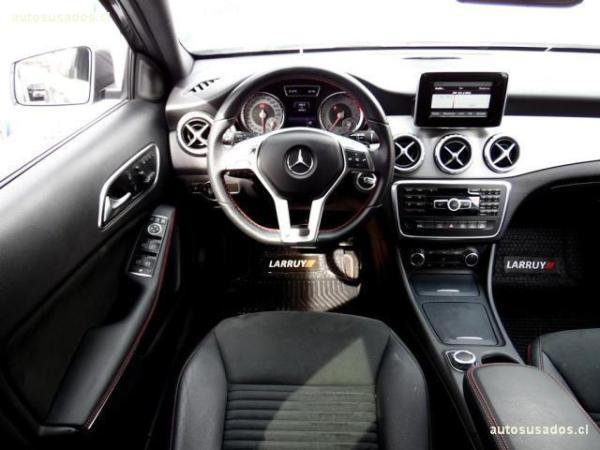 Mercedes-Benz GLA220 CDI 4Matic 2.1 año 2016