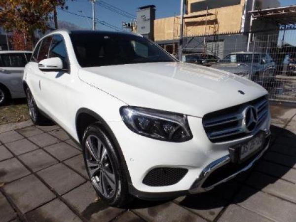Mercedes-Benz GLC 250  año 2018