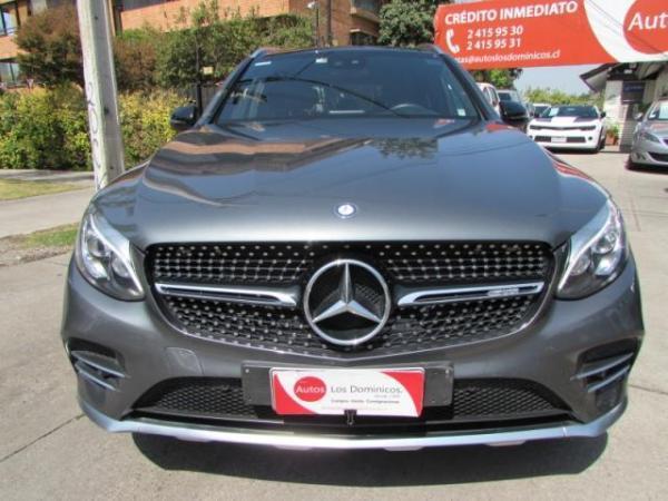 Mercedes-Benz GLC 43 AMG 3.0 BITURBO 4 MATIC año 2018