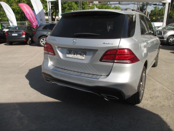 Mercedes-Benz GLE D 4MATIC año 2017