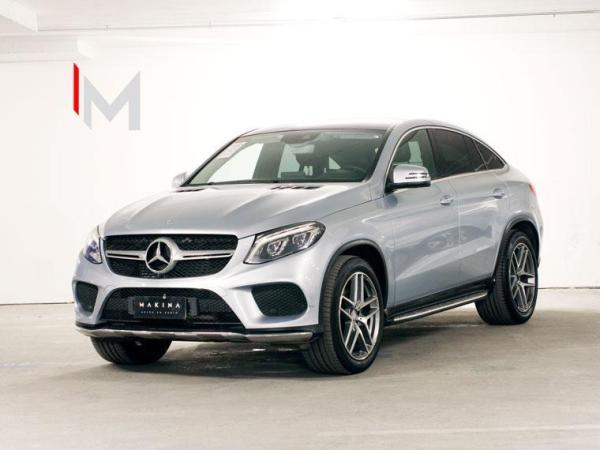 Mercedes-Benz GLE COUPE año 2017