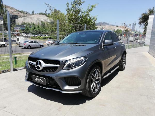 Mercedes-Benz GLE GLE 350 4MATIC año 2018