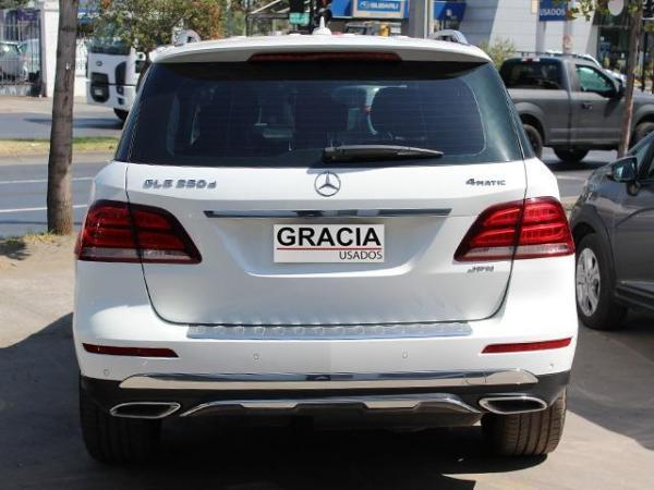 Mercedes-Benz GLE 4MATIC año 2018