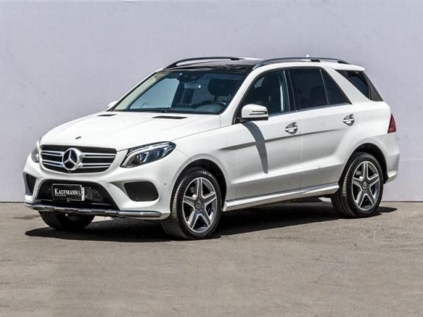 Mercedes-Benz GLE MATIC año 2019