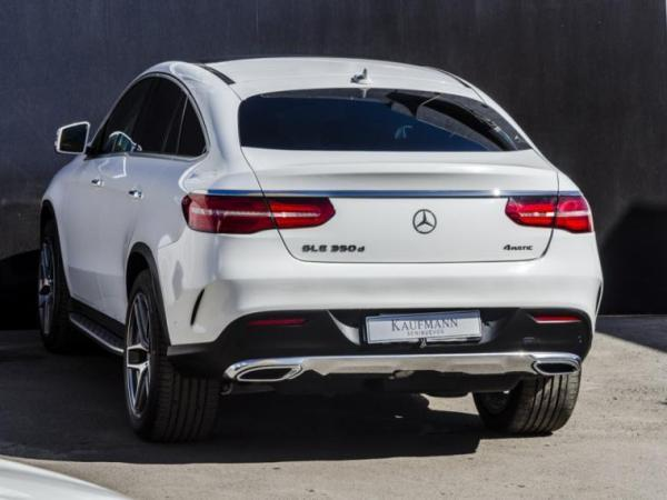 Mercedes-Benz GLE 4MATIC año 2019