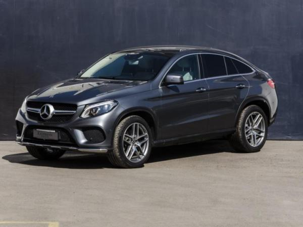 Mercedes-Benz GLE COUPE año 2020