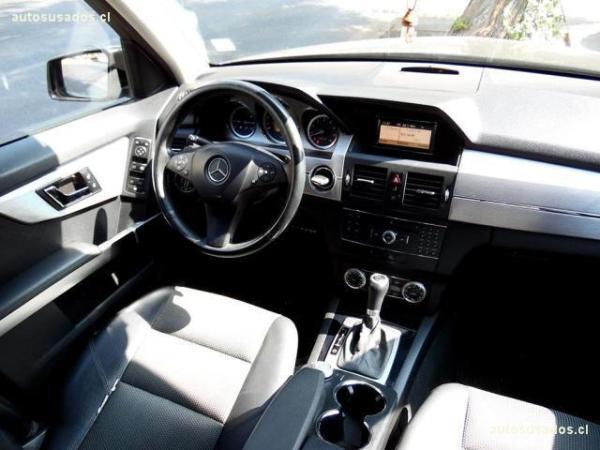 Mercedes-Benz GLK Off Road 4 Matic 3.0 año 2010