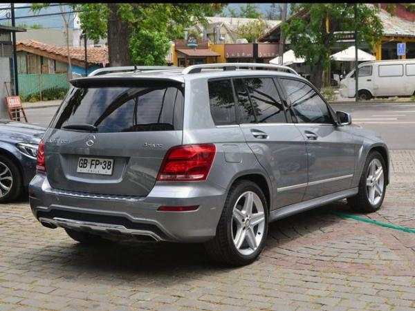 Mercedes-Benz GLK CDI BLUE EFFICIENCY 4MATI año 2014