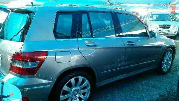 Mercedes-Benz GLK 220  CDI BLUR EFFICIENCY SPORT año 2012