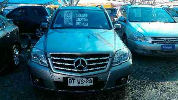 Mercedes-Benz GLK 220 CDI BLUR EFFICIENCY SPORT año 2012