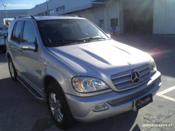 Mercedes-Benz ML  año 2005