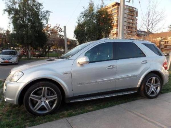 Mercedes-Benz ML  año 2010