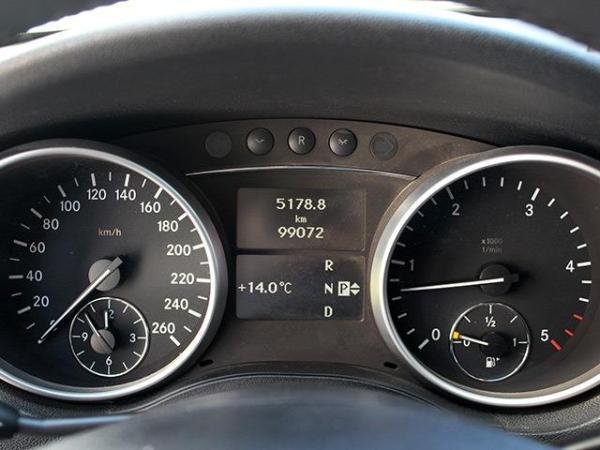Mercedes-Benz ML CDI 4MATIC AT año 2011