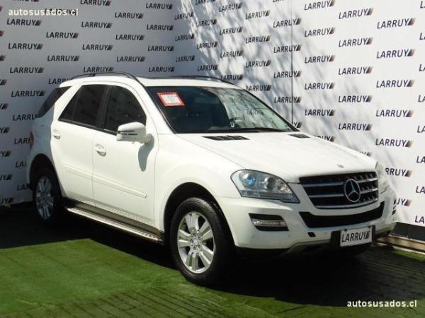 Mercedes-Benz ML CDI 3.0 año 2011