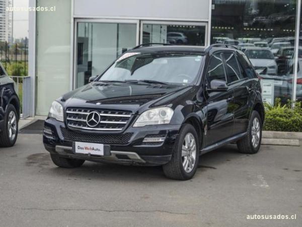 Mercedes-Benz ML CDI BLUE EFFICIENCY año 2011