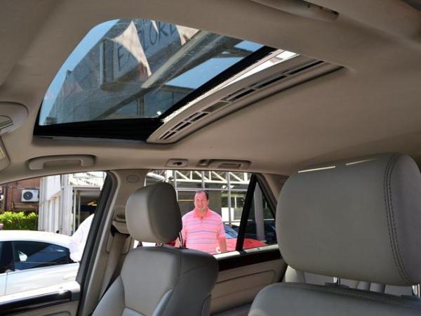 Mercedes-Benz ML BLUE EFFICIENCY 4MATIC año 2011