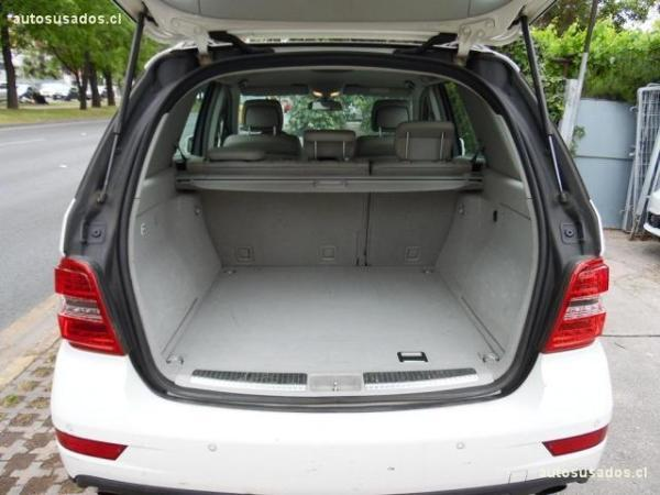 Mercedes-Benz ML 4Matic 3.5 año 2011