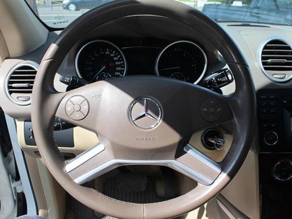 Mercedes-Benz ML CDI 4MATIC año 2011
