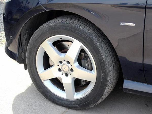 Mercedes-Benz ML BLUE EFFICIENCY 4MATIC año 2012
