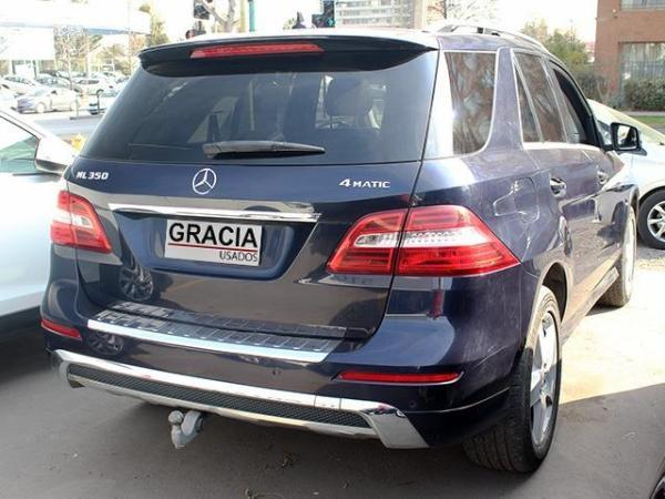 Mercedes-Benz ML BLUE EFFICIENCY 4MATIC año 2012